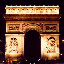 [Arc de Triomphe original image and iCCP chunk]