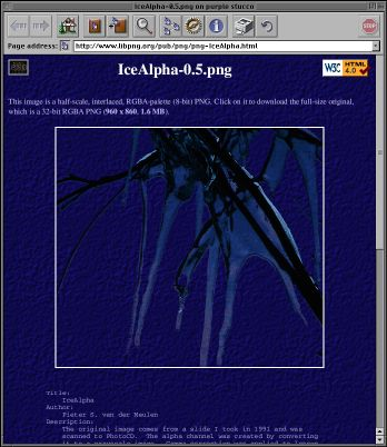 [png-IceAlpha.html half-scale screen shot (32k)]